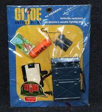 Gi Joe 1964 #7812 Moc Pilot Communications Small Card Helmet Sticker