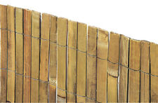VERDELOOK Arella Beach in cannette di bamboo 1x3 m recinzioni e decorazioni