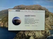 21.5 iMac Late 2013 macOS Catalina