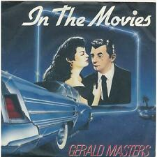 """In the Movies-Gerald Masters-Single 7"""" Vinyl 26/21"""