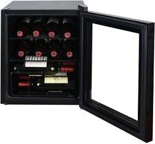 Avanti Wbc16Z1B-Is Freestanding Wine Chiller/Beverage Cooler, Capacity 1.6cuft