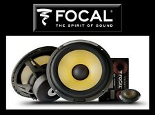 "FOCAL ES 165K K2 POWER HIGH-END 2-WAY SYSTEM 6,5""/165mm BRAND NEW KIT, WARRANTY"