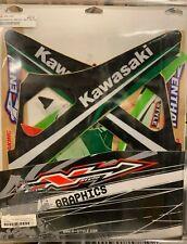 N-Style Shroud Graphics Kit 2009 Kawasaki KX450F Decals Stickers Accelerator
