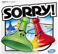 Sorry Game board Game ORIGINAL Toy Gift