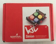 SIMON KIT Sparkfun Electronics Intermediate Requires Basic Soldering New Other