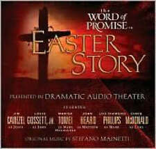 The Word of Promise Easter Story by Thomas Nelson Publishers (CD-Audio)