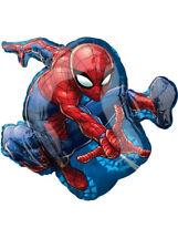 Large Spiderman SuperShape Helium Balloon