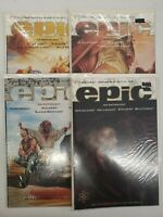EPIC #1-4 COMPLETE SET ~ VF-NM 1992 MARVEL COMICS ~ ROBERT KIRKMAN STORY