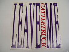 """CATTLETRUCK - LEAVE ME - EXTENDED CEMENT MIX 12"""""""
