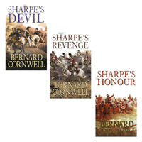 Bernard Cornwell Sharpe's Devil Collection(The Peace of 1814) 3 Books Set NEW