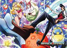 Space Dandy Group Wall Scroll Poster Anime Manga NEW
