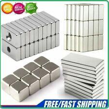 5100pcs Muti Size Super Block Magnet Strong Square Neodymium Rare Earth Magnets