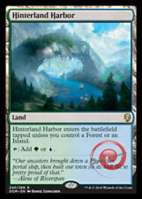 DOMINARIA -  FOIL - HINTERLAND HARBOR - LIGHT PLAY - FREE SHIPPING