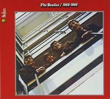 1962-1966 The Beatles The Red Album Audio CD NEW DIGITAL REMASTER 5099990675225