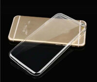 For Apple iPhone 7 / 6S Plus Ultra Thin Clear Crystal Rubber TPU Soft Case Cover