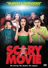 Brand New WS DVD Scary Movie Anna Faris Jon Abrahams Marlon Wayans Carmen