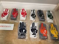 NIKE VAPOR ELITE PRO ADULT BASEBALL BATTING GLOVES, PGB444, NWT, PRO ISSUE