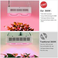 COB Full spectrum 300W LED wachsen Lichtlöcher der Lampe Zimmerpflanzenwachstum
