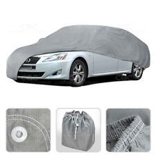 Car Cover for Lexus IS 05-14 Outdoor Breathable Sun Dust Proof Auto Protection
