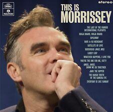 Morrissey THIS IS MORRISSEY Best Of 13 Songs PARLOPHONE New Sealed Vinyl LP