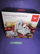 Paderno World Cuisine Spiral Vegetable Slicer A4982799 W/ Box