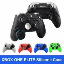 Dustproof Game Rubber Gel Grip Cover Sleeve Skin for Xbox One Elite Controller