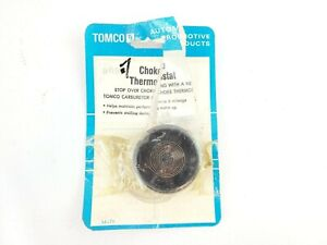 NOS Tomco 9097 Choke Thermostat Carburetor Fits 1968-1985 Ford Lincoln Merc 2BBL