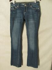 F2045 Rue 21 Slim Boot Work Stretch Jeans Women's 32x32
