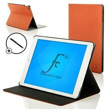 Forefront Boitier Orange Smart Coquille De Palourde étui pour Apple iPad Air 2