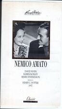 Nemico amato (1937)  VHS RCS Collection David Niven Henry C. Potter  RARA
