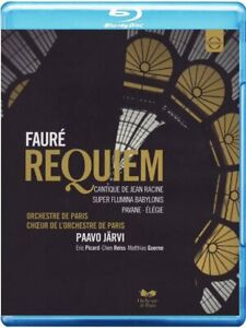 Gabriel Faure' - Requiem (Blu-Ray) ADA UK