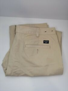 Dockers Essential Chino Trouser Pants Casual Size 36 waist Mens