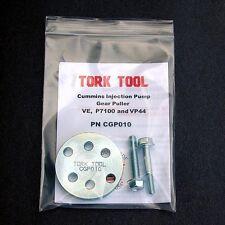 Tork Tools Cummins Fuel Injection Pump Gear Puller (VE,P7100,VP44) - CGP010
