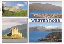 Wester Ross, Beinn Eighe Loch Broom Ben Ghoblach Ullapool Castle Mountains