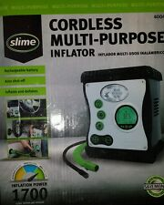 NEW! SLIME 40028 RECHARGEABLE  ALL-PURPOSE TIRES AND RAFTS CORDLESS