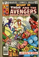 What If? #25-1981 vg 4.0 What If Giant / Avengers / Thor / Loki