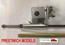 """FLEXISHAFT COMPLETE SET 3/16"""" x 450mm rc boat nitro brushless shaft"""