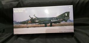 FUJIMI F-49 Phantom II F-4S Black Bunny 1/72