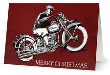 harley davidson project christmas card