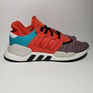 Adidas Originals EQT Equipment Support 91/18 Boost Orange Multicolor D97049