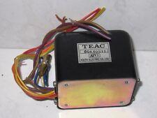 Transformateur d'alimentation 220v pour table de mixage TEAC M-3