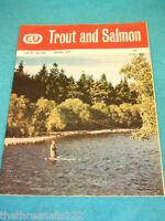 TROUT AND SALMON - OCT 1974 VOL 20 # 232
