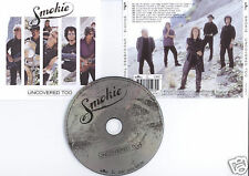 "SMOKIE ""Uncovered Too"" (CD) 2002 - RARE"