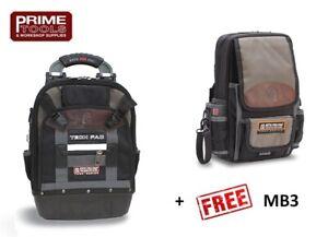 Veto Pro Pac TECH-PAC Tool Backpack / Rucksack + FREE MB3 Meter Bag