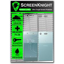 Sony Xperia XZ1 Compact screenknight cuerpo completo pantalla protector escudo Militar
