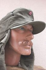 -*- Tour de tête 60 cm -*- Feldmutze Hiver avec rabats Armée Autrichienne