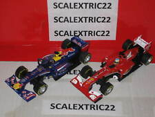 "Red Bull RB9 ""S.Vettel nº1"" + Ferrari F138 ""F.Alonso nº3"" CARRERA EVOLUTION 1:32"