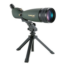 Visionking 30-90x90 45° Angled Spotting Scope W/Phone Adaptor Waterproof Tripod