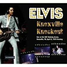 ELVIS PRESLEY Knoxville Knockout 1972 CD Rock and Roll Rockabilly Blues Country