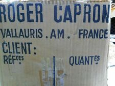ROGER CAPRON 97 CARREAUX